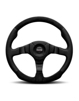 "Momo Dark Fighter 14"" 350mm steering wheel"