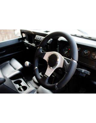 "36 spline MOMO Millenium 14"" steering wheel boss Fits Land Rover Defender 90 110"