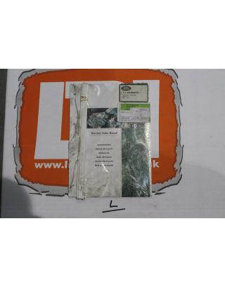 LRL0096ITA ITALIAN Genuine Range Rover / Discovery 1 Warranty Codes Manual