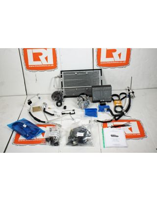 Air con/ conditioning kit with fittings fit land rover defender 2.2/2.4 TDCI