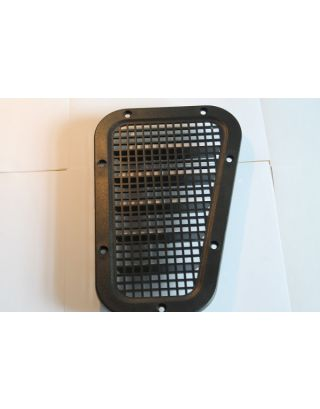 Genuine Land Rover Defender air intake 'open' vent LH wing top 90/110