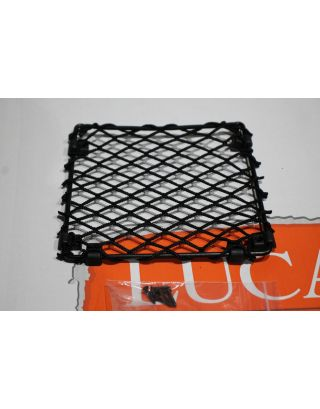 Cubby Box Storage Framed Netting 20cmx20cm Fits Land Rover Defender 90/110