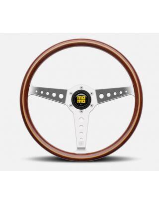 """Momo California Wood 14"""" 360mm steering wheel"""