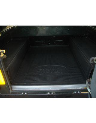 Genuine Land Rover Defender 90 hard top/ pick up FULL Rear load area mat liner