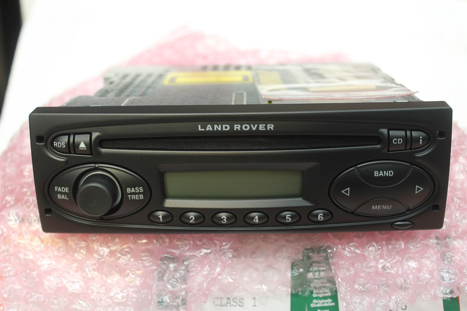 LR006192 GENUINE LAND ROVER FREELANDER 1 DISCOVERY 2 RADIO CD PLAYER